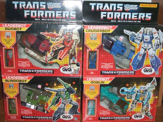 Cerco Transformers in scatola Headma11