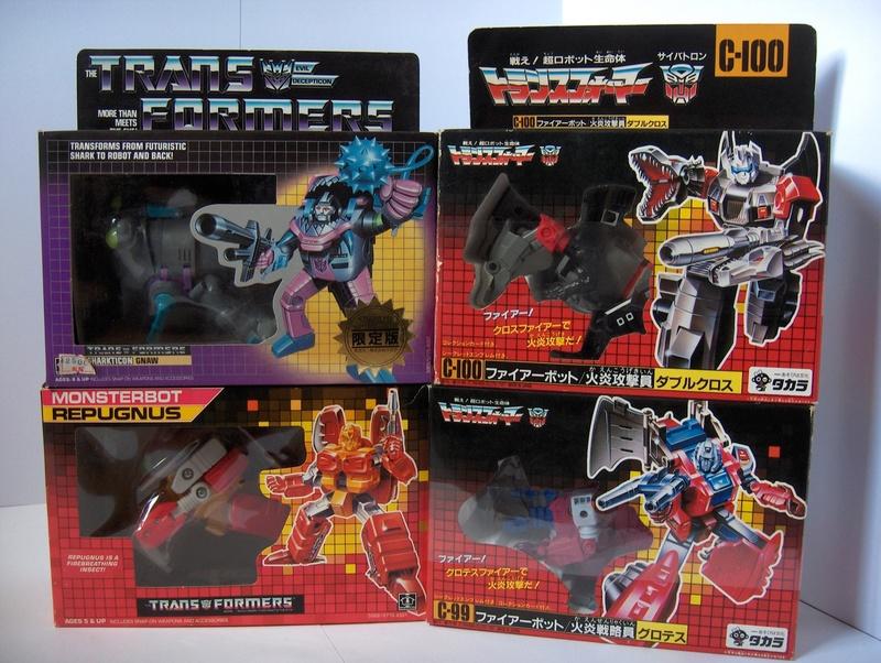 Cerco Transformers in scatola Monste10