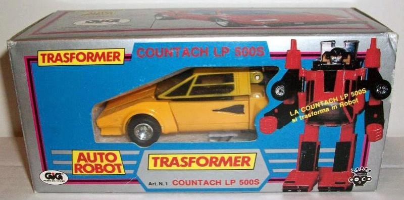 Cerco Transformers in scatola Sunstr10
