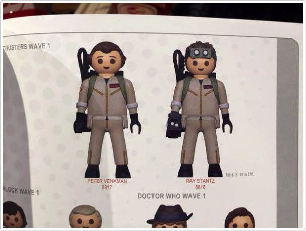 Playmobil Ghostbusters 2016-010