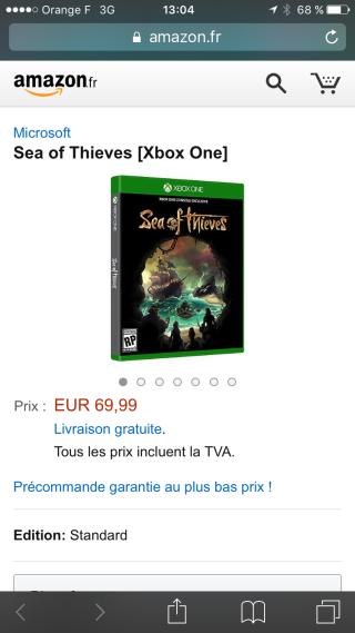 Sea of Thieves: le chant des pirates Image11