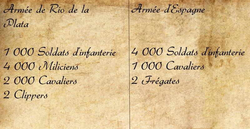 Guerre d'indépendance de l'Argentine [Mai 1810 - ?] Guerre12