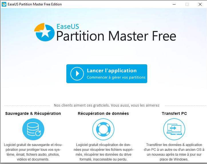 Easeus Partition Master Free : Gérer ses partitions Epm_ec11