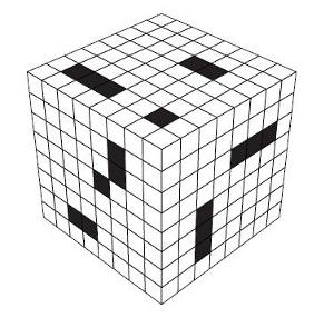 Défis tout niveau - 7ème défi Cube10