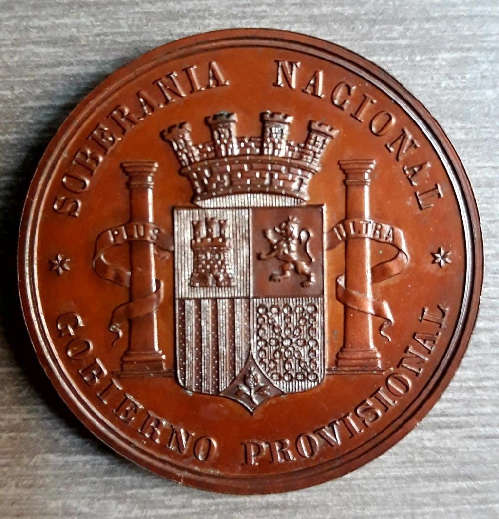 1868  Gobierno Provisional  20180711