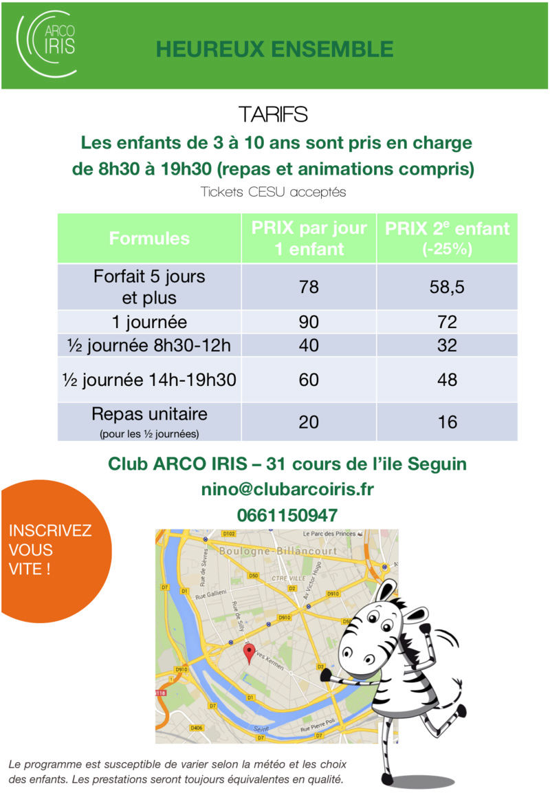 Club pour enfants Arco Iris - Page 2 Les_va16