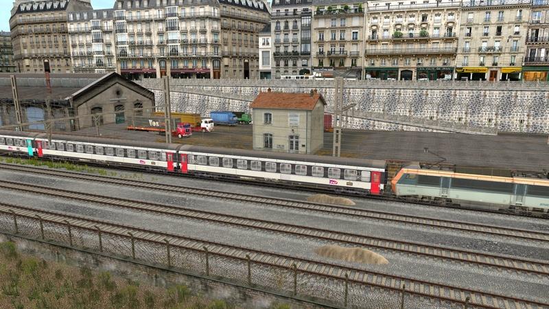 Ambiance ferroviaire Giraud78