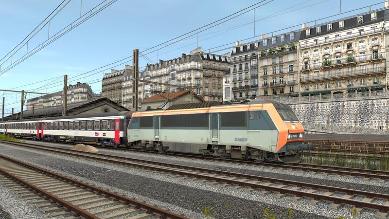 Ambiance ferroviaire Giraud79