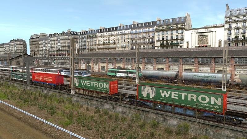 Ambiance ferroviaire Giraud81