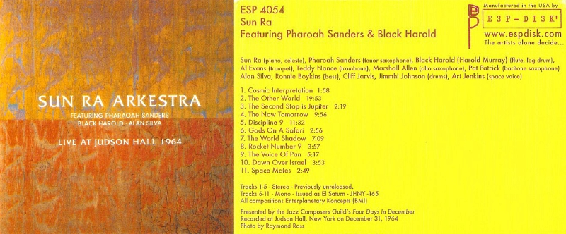 [Jazz] Playlist - Page 2 Sun_ra15