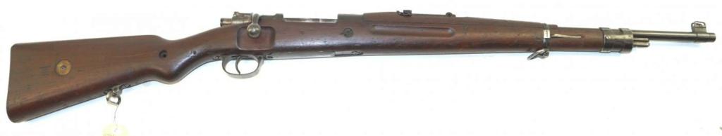 Carabine Brno 1908/34 811610