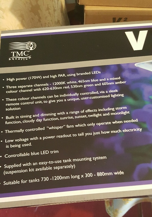 TMC V2 iLumenAire 900  LED in stock and Special Price A_210