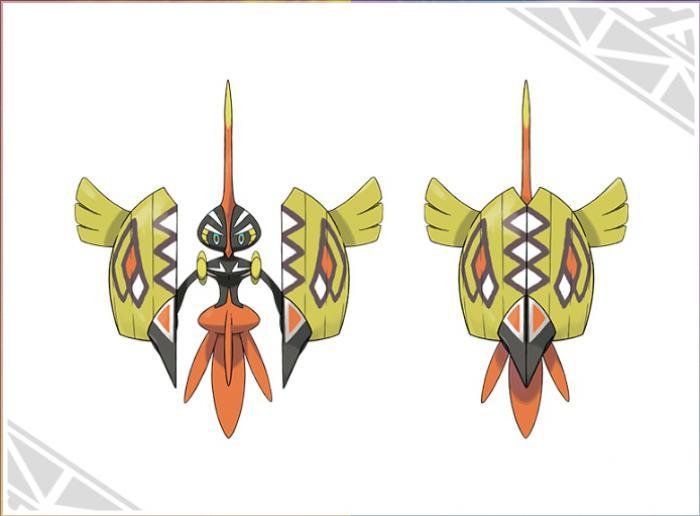 Pokémon Soleil et Lune Tokori10