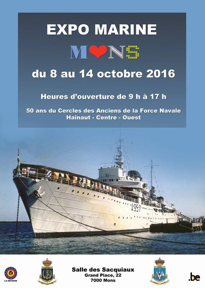 Expo Marine à Rebecq du 8 au 15 octobre 2016 13692710
