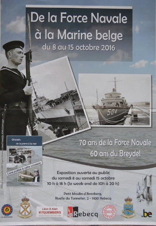 Expo Marine à Rebecq du 8 au 15 octobre 2016 13882510