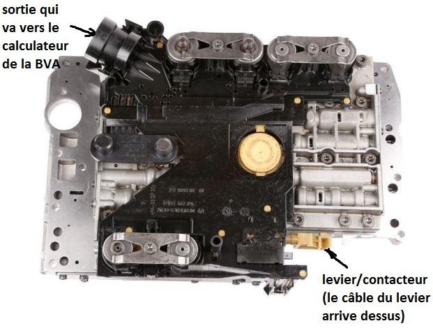 Viano - Pb contacteur sur levier de boite vitesse (marche arrière) _5710