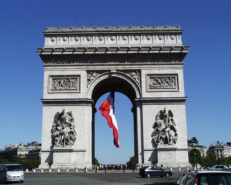Arc de Triomphe: inauguration le 29 juillet 1836 Arc_de10