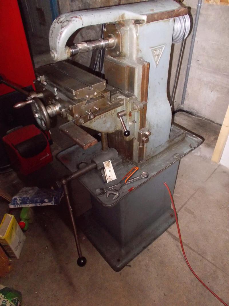 Inversion du sens de rotation d'un moteur 220V tri avec condensateur Dscn0212
