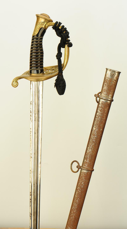 sabre 1855 d'officier supérieur d'infanterie - Page 2 Produi10