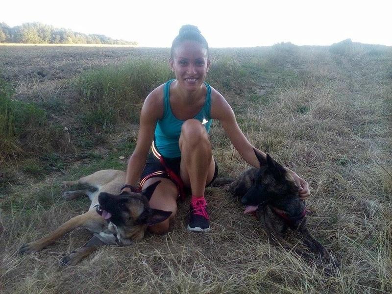 Photos de vous et vos chiens en pleine activité (course, vtt,ring, ..) 14081210