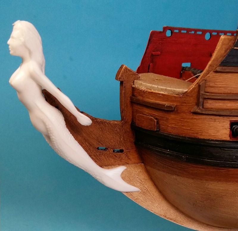 La Sirene, Heller, 1/150 Comp_111
