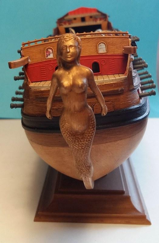La Sirene, Heller, 1/150 Comp_117