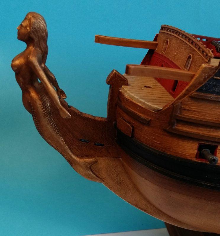 La Sirene, Heller, 1/150 Comp_118