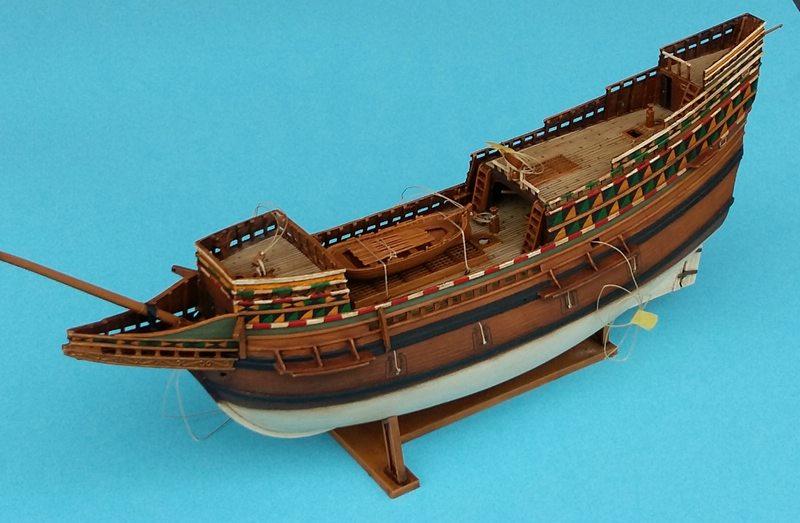 Mayflower / Revell, 1:83? Comp_223