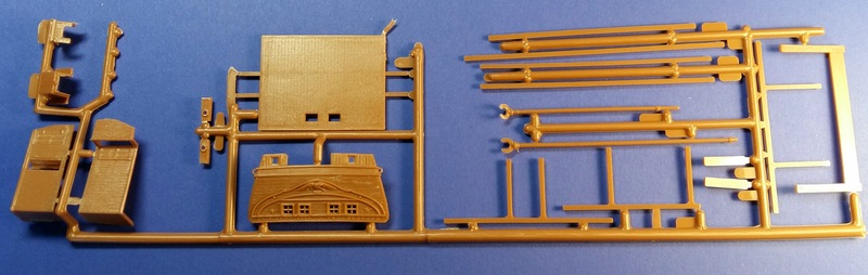 Historic Whaling Ship Charles W. Morgan in 1/110 von Revell Comp_289