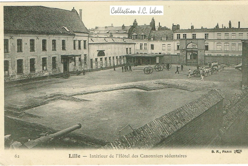 Casserne sur Lille 5e11