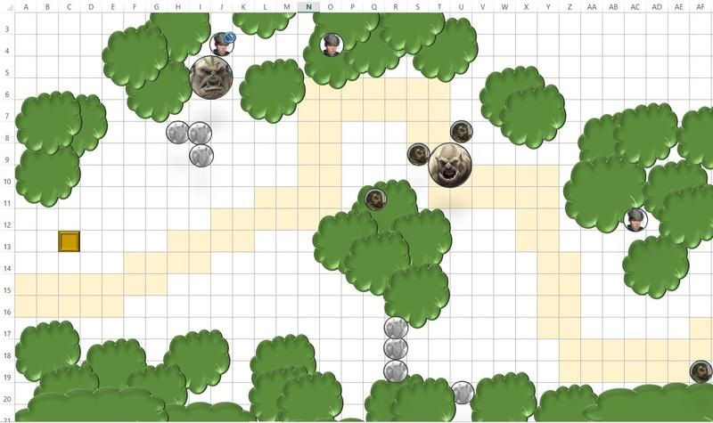 Chapitre 3-3 : Qui part à la chasse, perd sa carcasse - Page 2 Foryt11