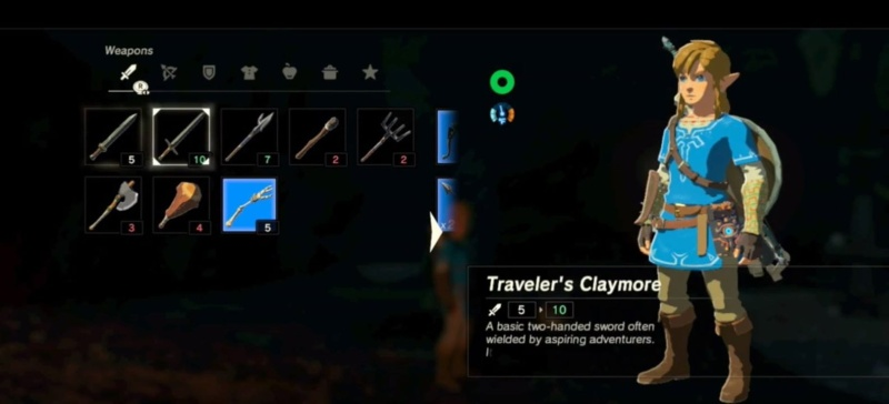 Chronique - The Legend of Zelda: Breath of the Wild 13442410
