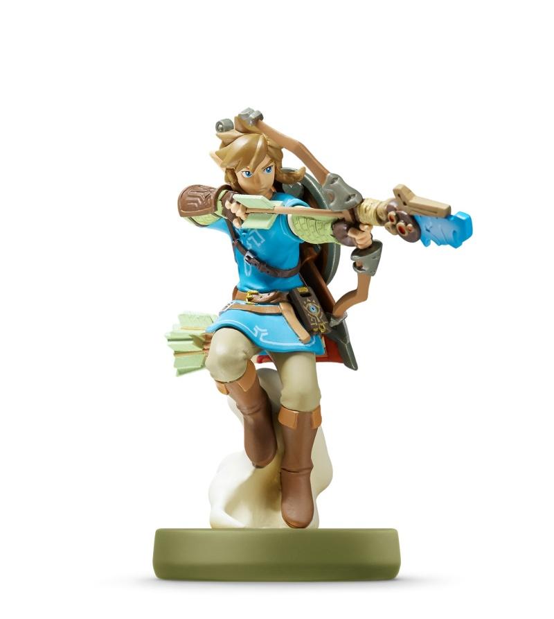 Chronique - The Legend of Zelda: Breath of the Wild Amiibo10