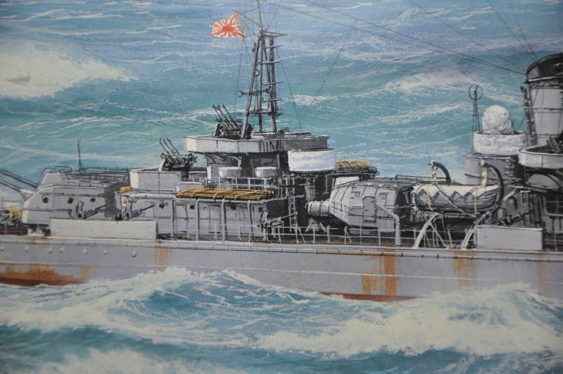 Destroyer Yukikaze Tamiya 1/350 + photodécoupe Aber. - Page 2 Dsc_0015