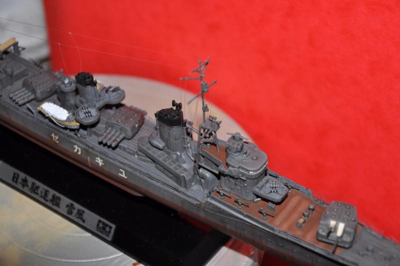 Destroyer Yukikaze Tamiya 1/350 + photodécoupe Aber. - Page 4 Dsc_0053