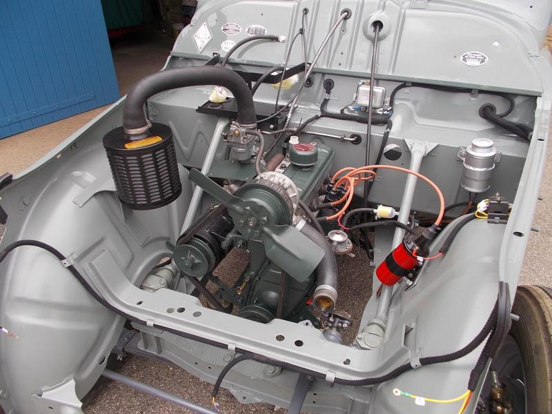 Mon montage à l'echelle 1 ,  Renault Juvaquatre 1954 - Page 3 Divers10