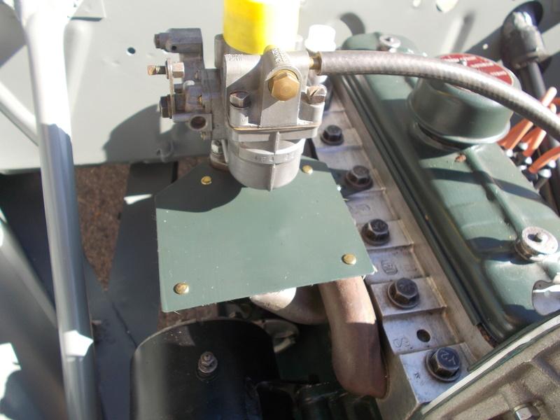 Mon montage à l'echelle 1 ,  Renault Juvaquatre 1954 - Page 2 Moteur11