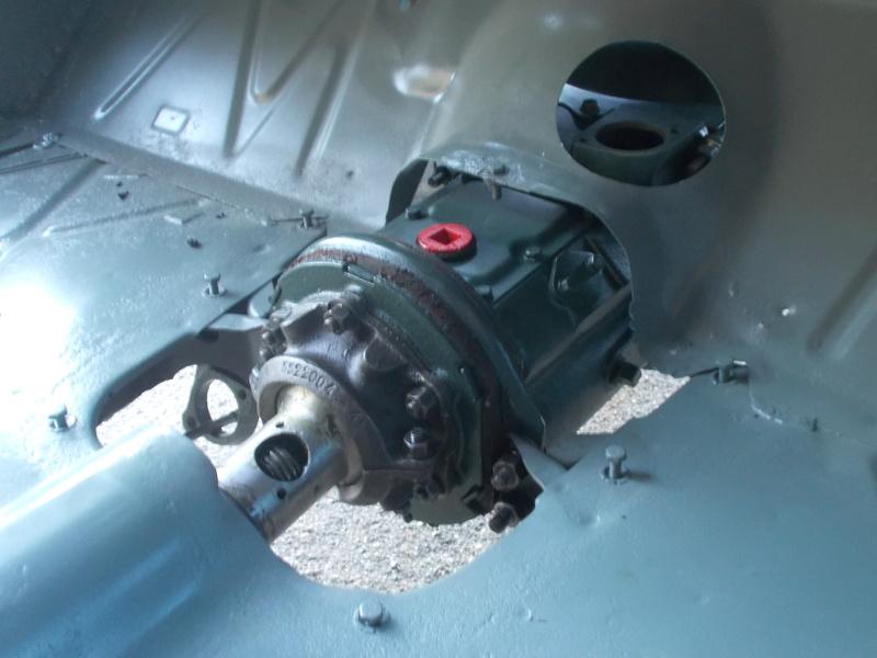 Mon montage à l'echelle 1 ,  Renault Juvaquatre 1954 - Page 2 Remont12