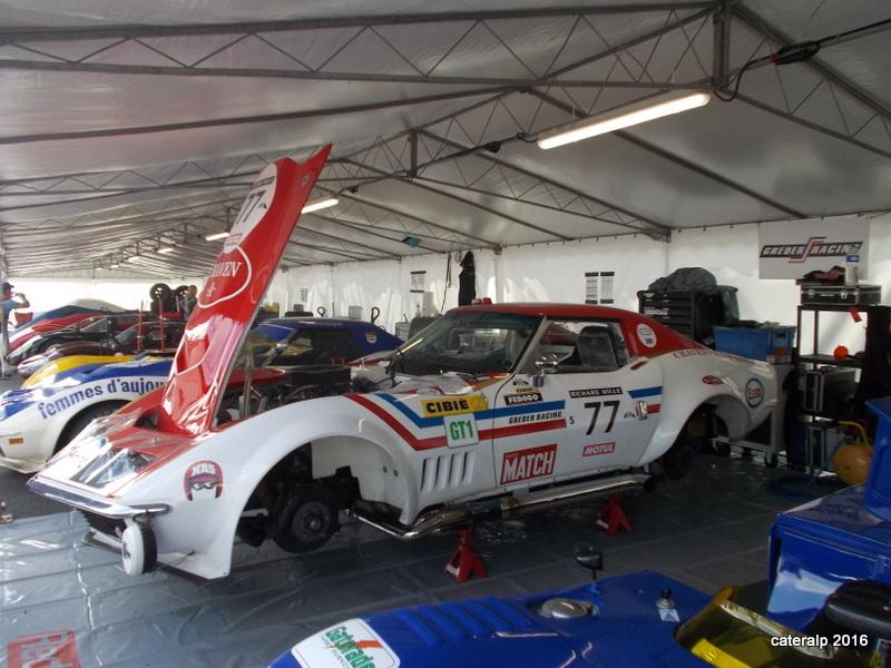 Le Mans Classic 2016 les photos du plus fabuleux des meetings automobile   Samedi25