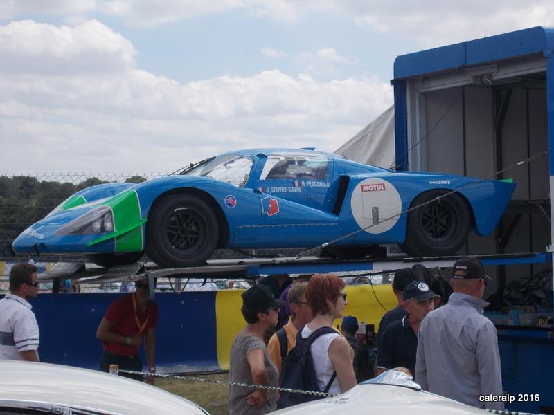 Le Mans Classic 2016 les photos du plus fabuleux des meetings automobile   Samedi48