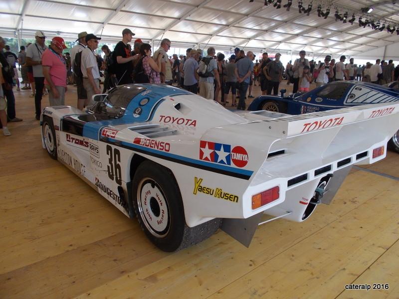 Le Mans Classic 2016 les photos du plus fabuleux des meetings automobile   Samedi64