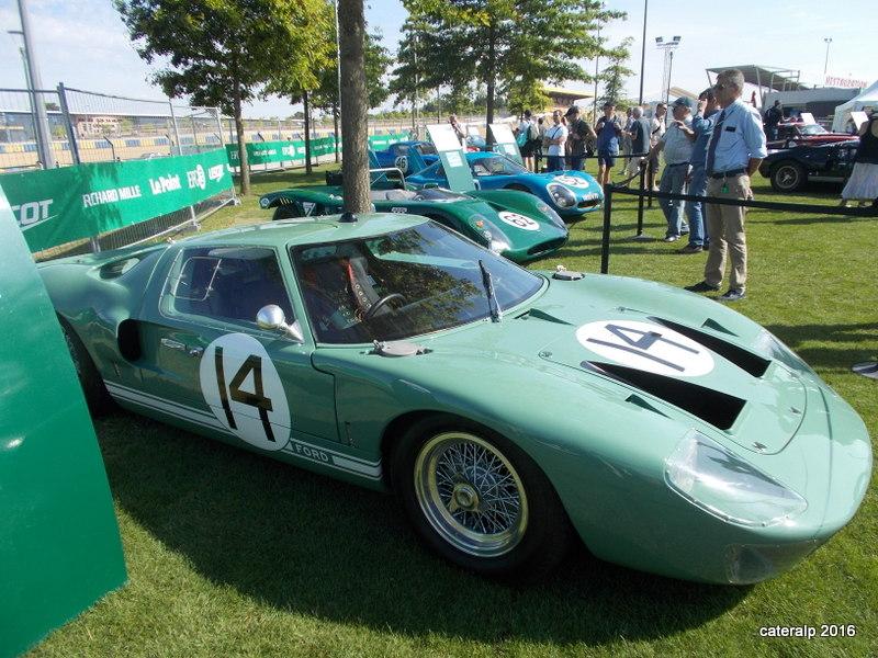 Le Mans Classic 2016 les photos du plus fabuleux des meetings automobile   Vendre21