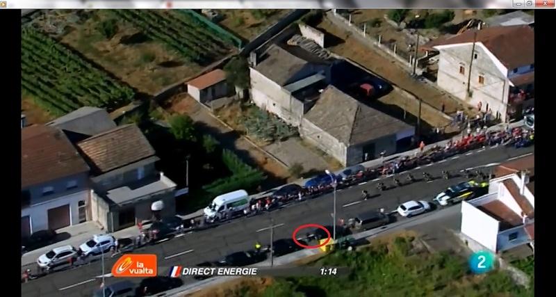 Vuelta a España 2016 CRE Laias - Castrelo de Miño Vuelta12