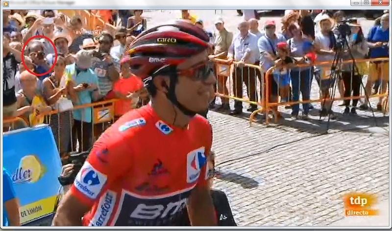 Vuelta a España 2016 6ª Etapa Monforte de Lemos - Luintra. Ribeira Sacra Vuelta13