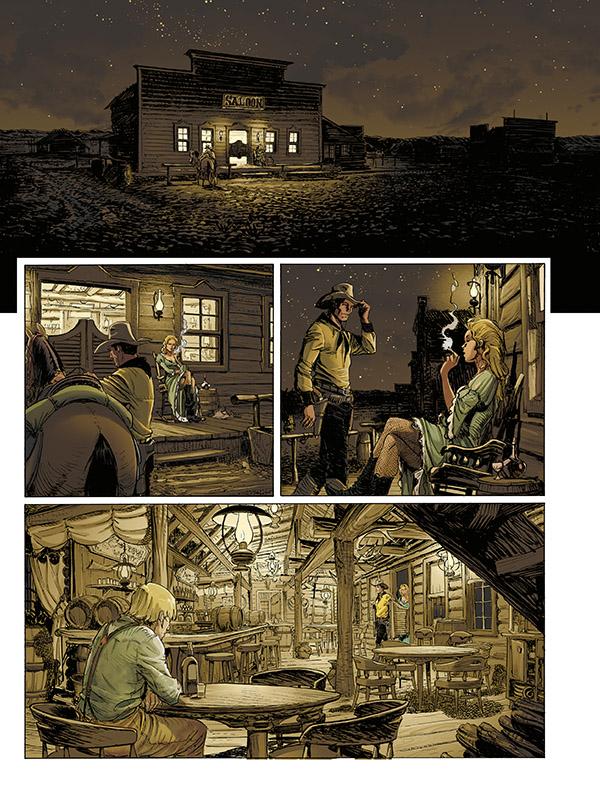 Sfida nel Montana (Tex d'autore n.4) Tex510