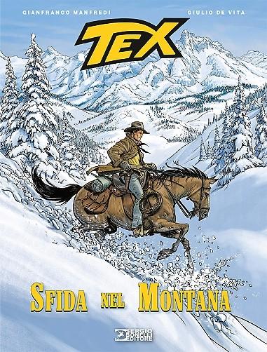 Sfida nel Montana (Tex d'autore n.4) Texaut10