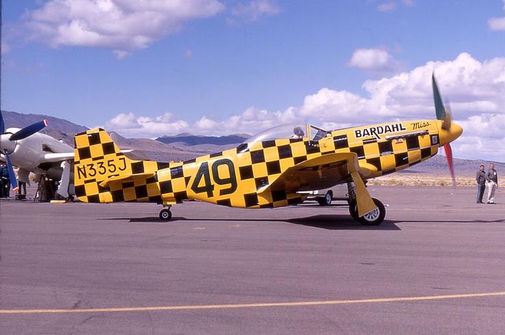 Miss Bardahl P-51 Image10