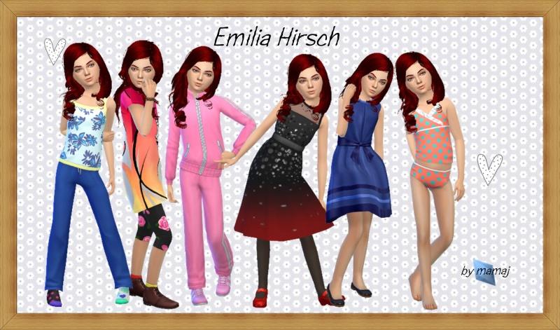 Sims 4 Downloads Emilia10