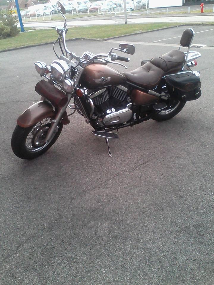 800 VN - 1ère moto pour moi/800VN Classic 14089210