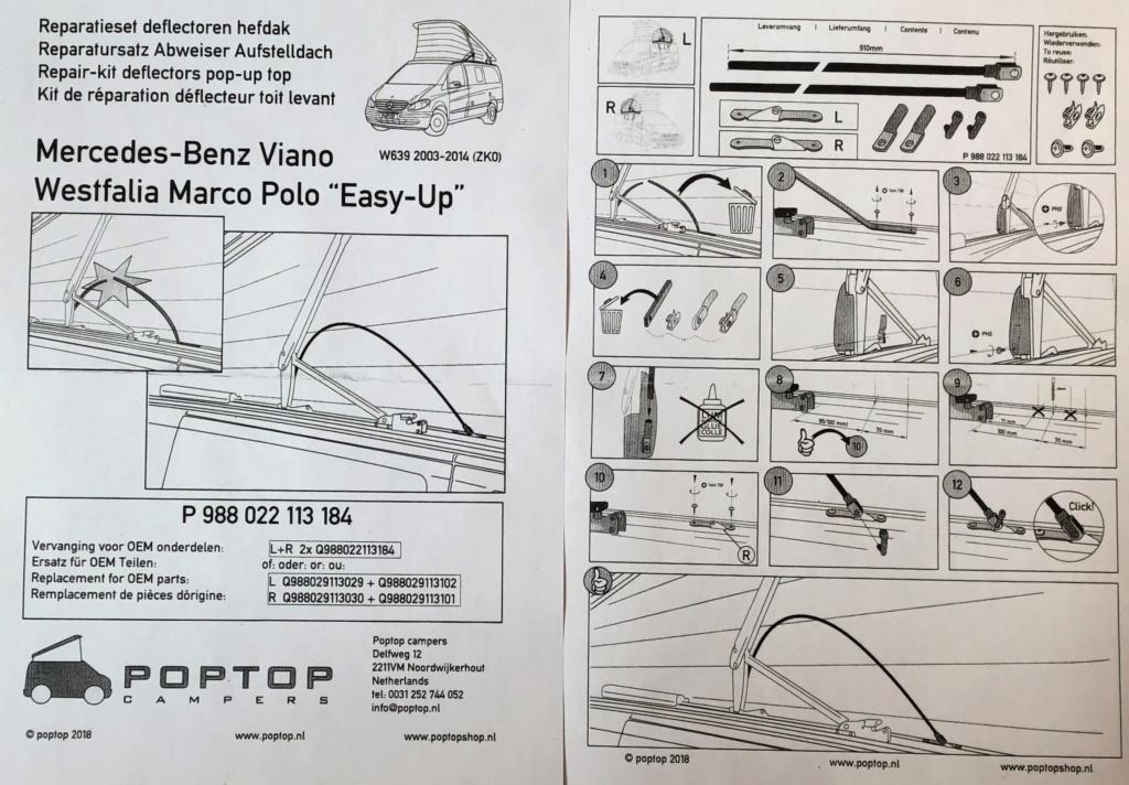 Lamelle de guidage toit ouvrant cassé nette ; référence des nouvelles pièces et le prix ! - Page 4 Instru10